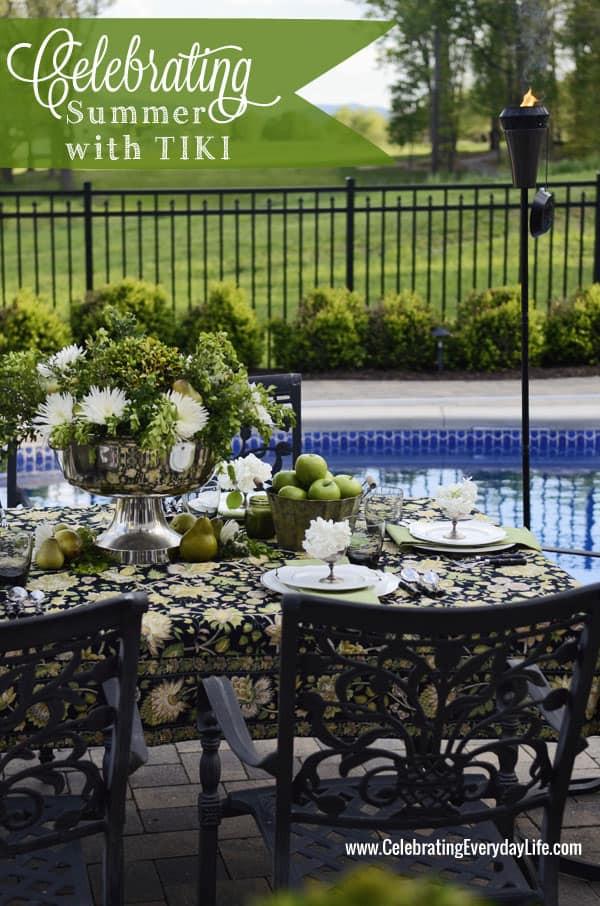 Elegant Pool Party Ideas  7 Pro Secrets for Easy Summer Entertaining