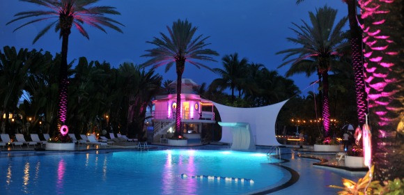 Elegant Pool Party Ideas  Celebrate your party with an Outdoor Quinceañera