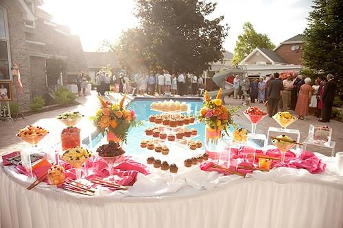 Elegant Pool Party Ideas  Pool Party Theme