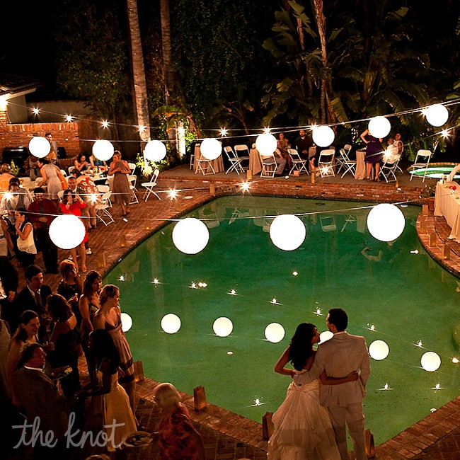 Elegant Pool Party Ideas  301 Moved Permanently