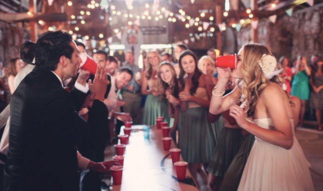 Engagement Party Entertainment Ideas  Ask Brit 18 Unconventional Ideas for Wedding