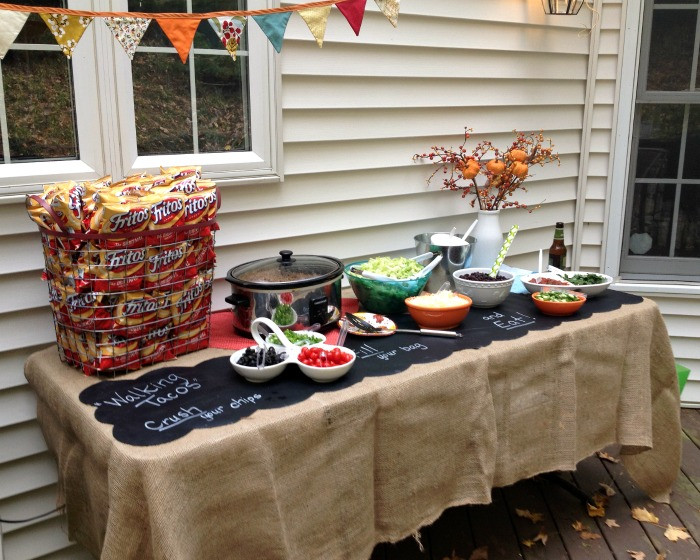Fall Backyard Party Ideas  Host an Outdoor Fall Party that makes Kids and Adults