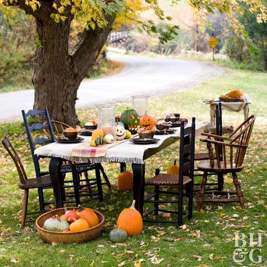 Fall Backyard Party Ideas  Backyard Party to Celebrate the Harvest Season