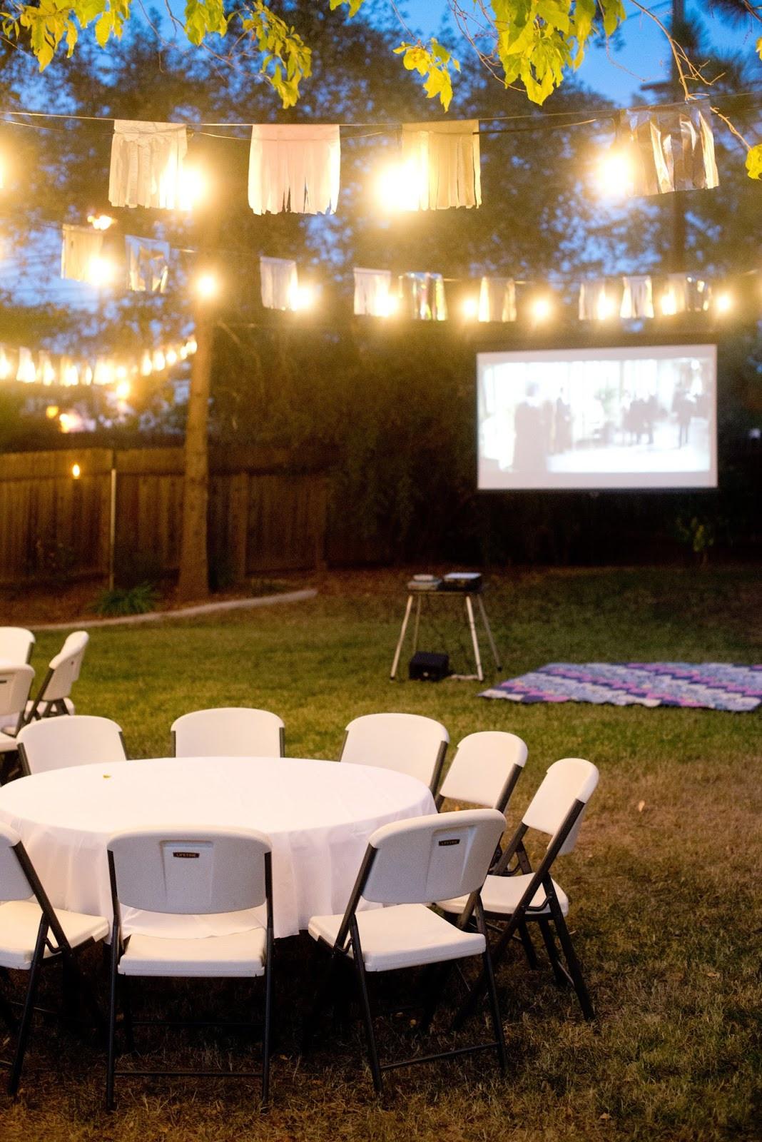 Fall Backyard Party Ideas  Domestic Fashionista Fall Backyard Birthday Party and
