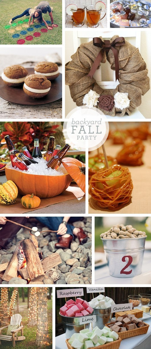Fall Backyard Party Ideas  You'll Love These Amazing Backyard Fall Party Ideas