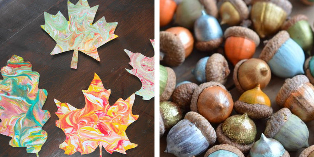 Fall Craft For Adults  54 Easy Fall Craft Ideas for Adults DIY Craft Projects
