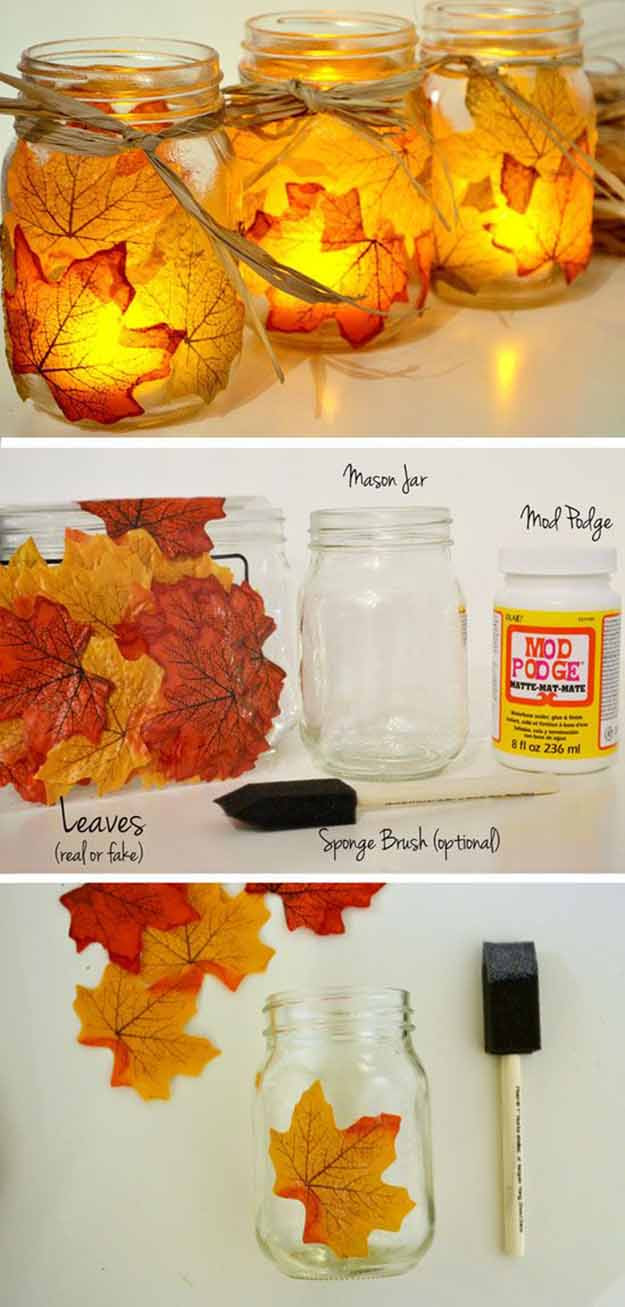 Fall Craft For Adults  Amazingly Falltastic Thanksgiving Crafts for Adults DIY