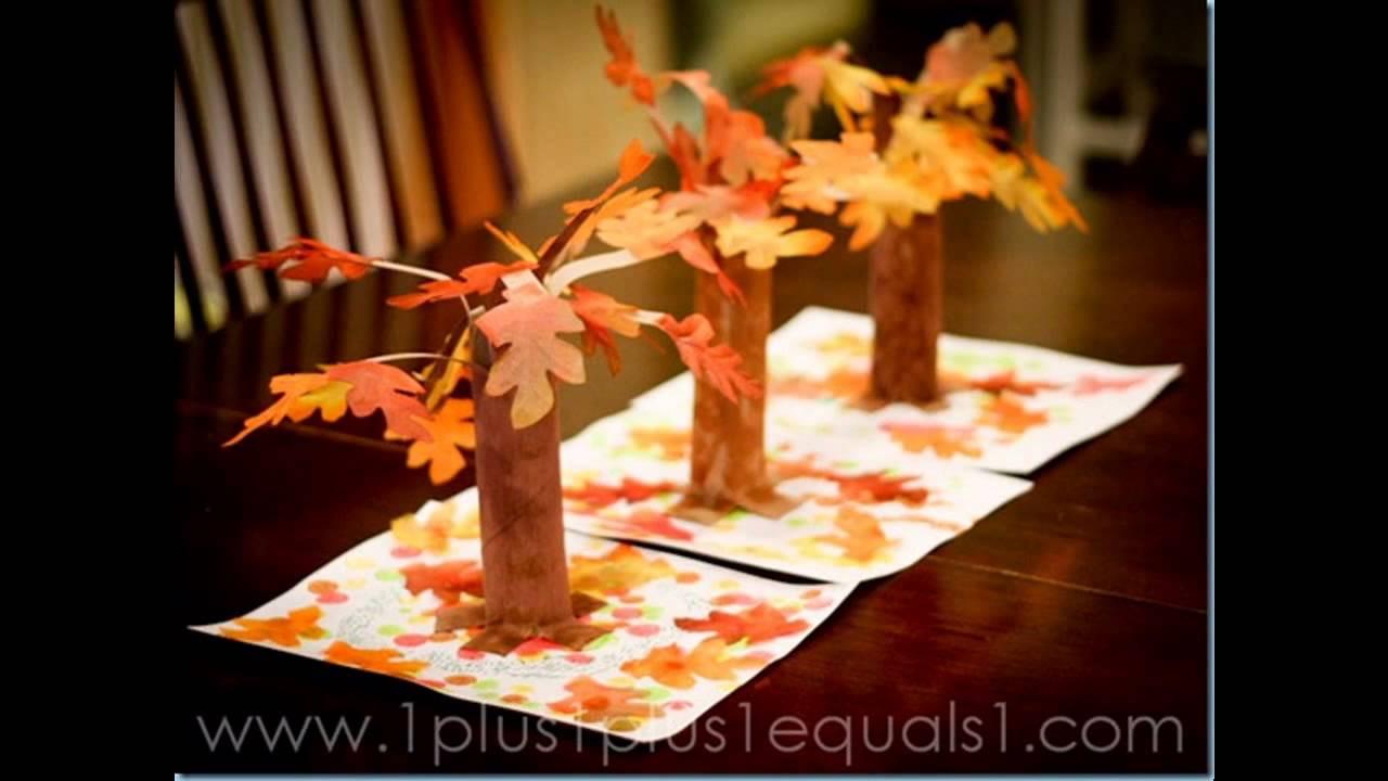 Fall Craft Ideas For Preschool  Easy DIY fall craft ideas for preschoolers