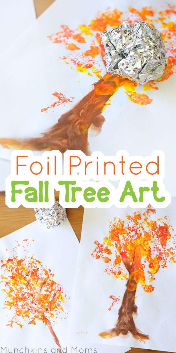 Fall Craft Ideas For Preschool  25 best ideas about Fall Preschool on Pinterest