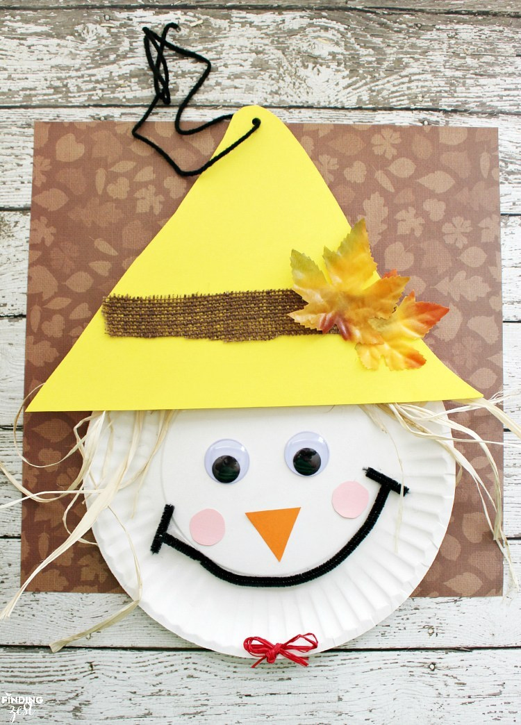 Fall Craft Ideas For Preschool  Over 23 Adorable and Easy Fall Crafts that Preschoolers