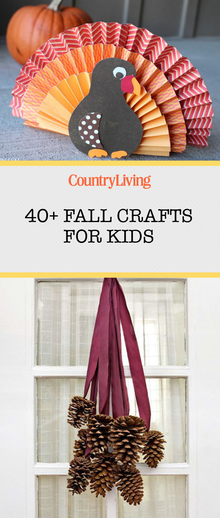 Fall Crafts Ideas For Kids  45 Fall Crafts For Kids Fall Activities and Project