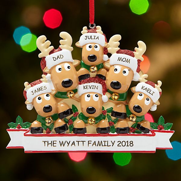 Family Christmas Gift Ideas 2019  2019 Personalized Christmas Gifts