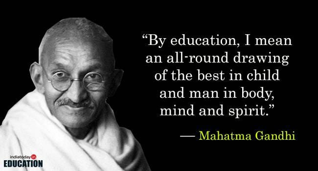 Famous Education Quotes  10 Famous quotes on education Education Today News