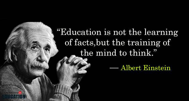 Famous Education Quotes  10 Famous quotes on education