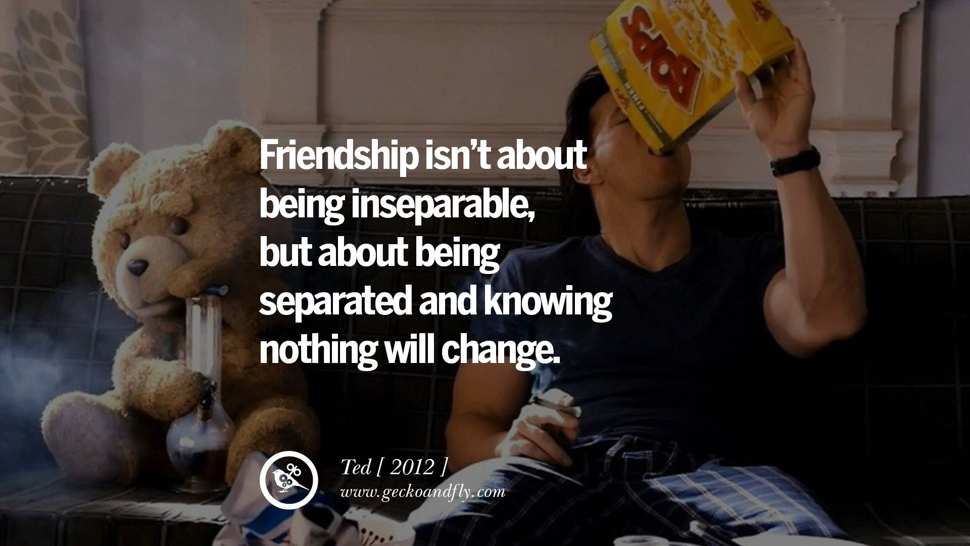 Famous Friendship Quotes  20 Famous Movie Quotes on Love Life Relationship