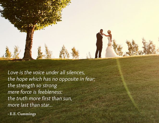 Famous Romantic Quotes  10 Love Quotes From Famous Authors to Steal for Your Vows