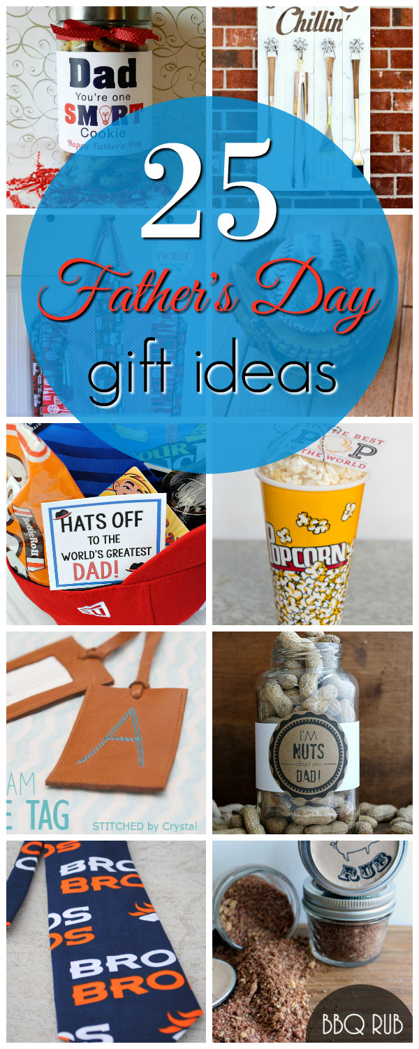 Father'S Day Gift Ideas  25 Creative Father s Day Gifts Crazy Little Projects
