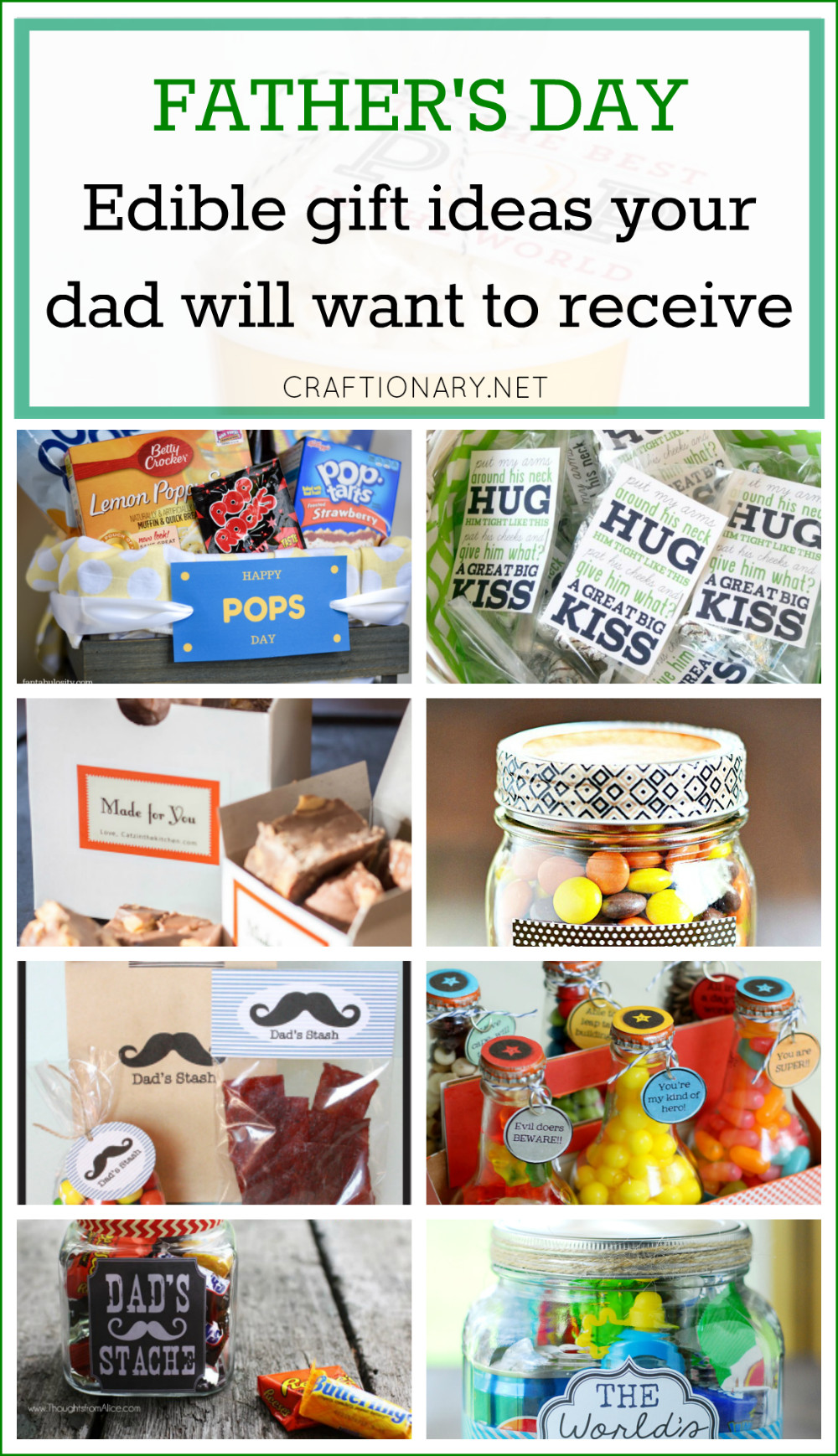 Father'S Day Gift Ideas From Toddler  Craftionary