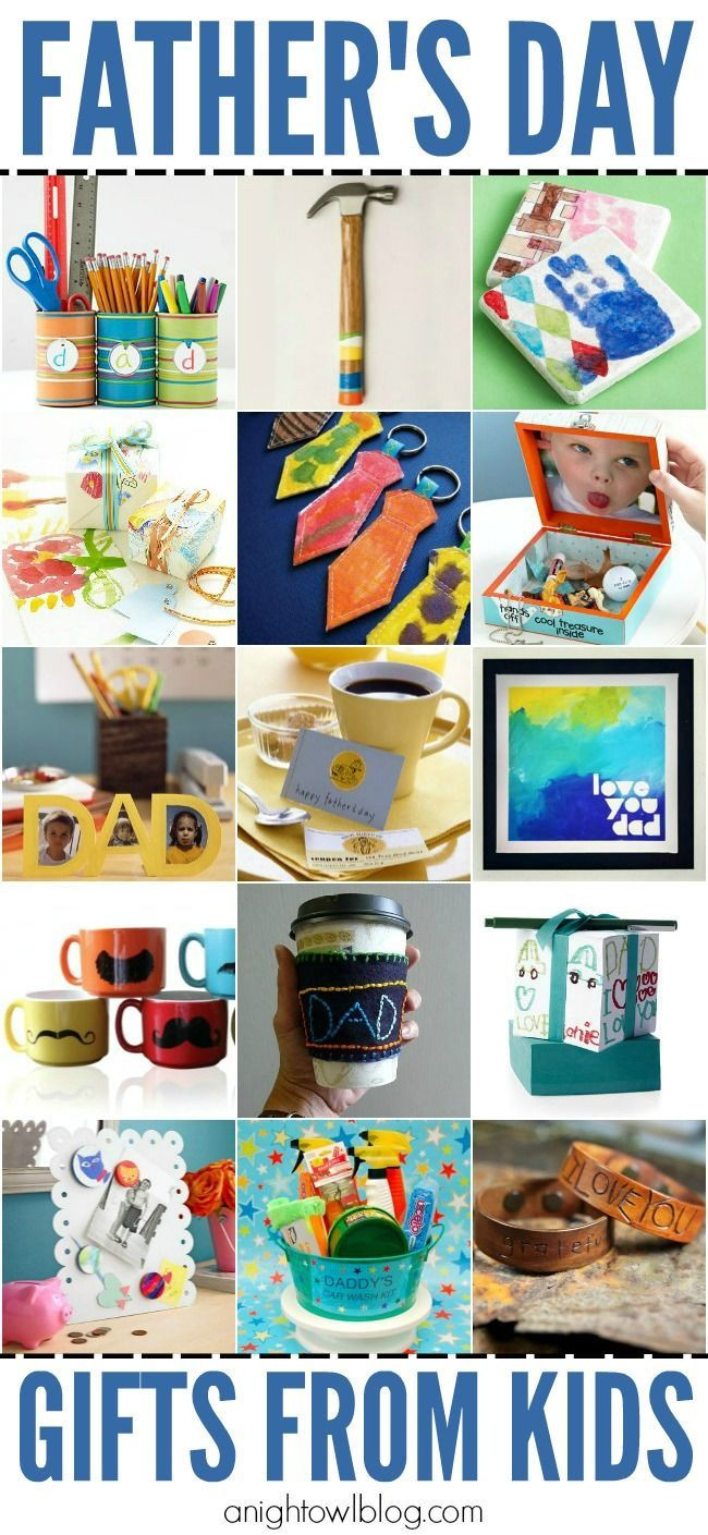 Father'S Day Gift Ideas From Toddler  15 Father's Day Gift Ideas from Kids