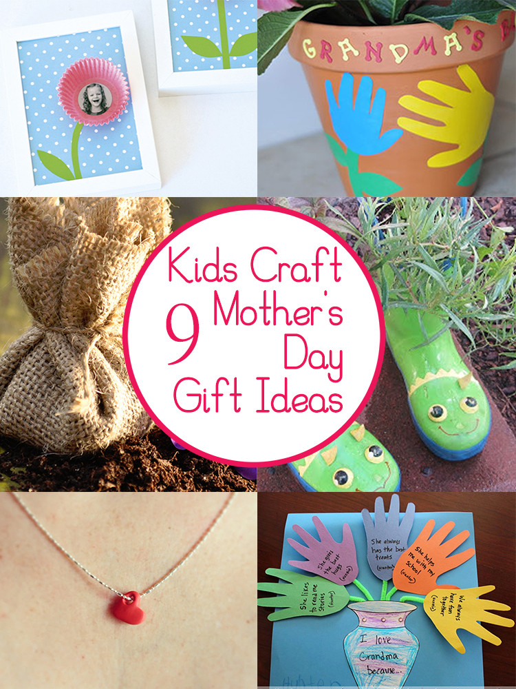 Father'S Day Gift Ideas From Toddler  9 Mother s Day Crafts and Gifts Kids Can Make Tips from