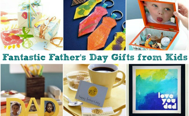 Father'S Day Gift Ideas From Toddler  15 Father's Day Gift Ideas from Kids A Night Owl Blog