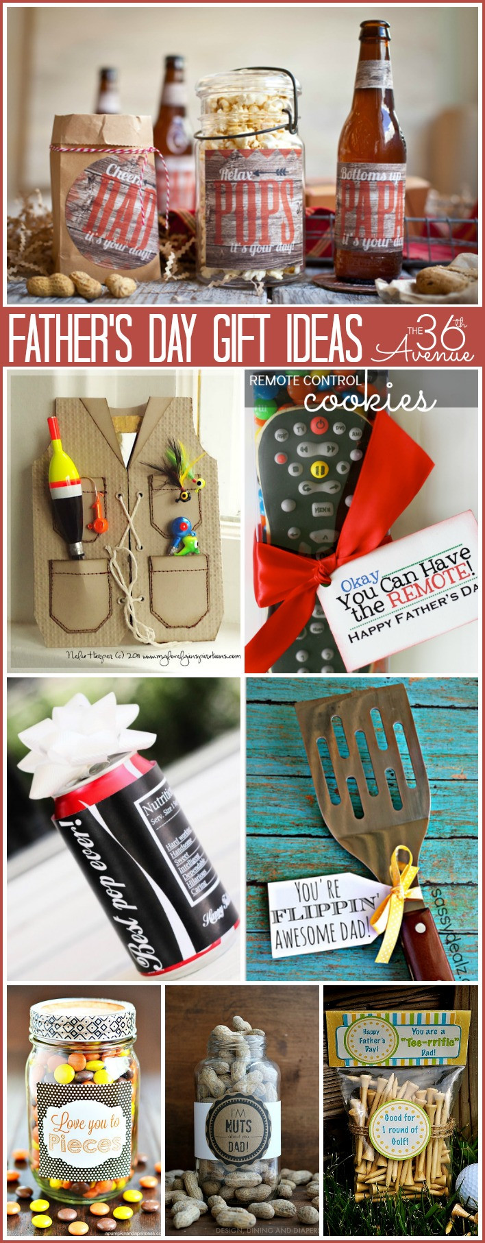 Father'S Day Gift Ideas From Toddler  The 36th AVENUE