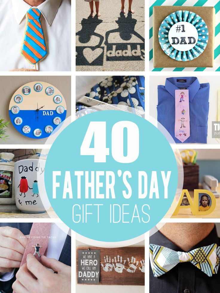 Father'S Day Gift Ideas  40 DIY Father s Day Gift Ideas