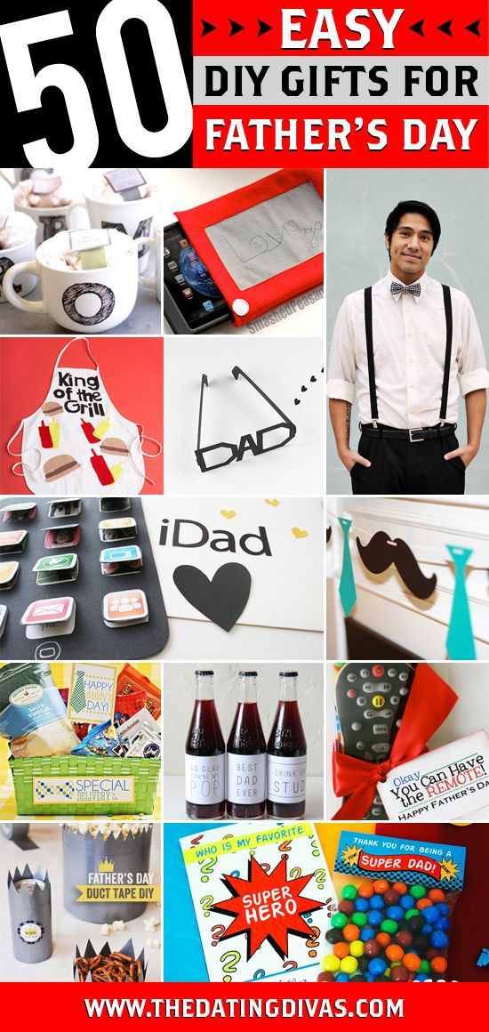 Father'S Day Gift Ideas  The Best Father s Day Diy Gift Ideas Best Collections