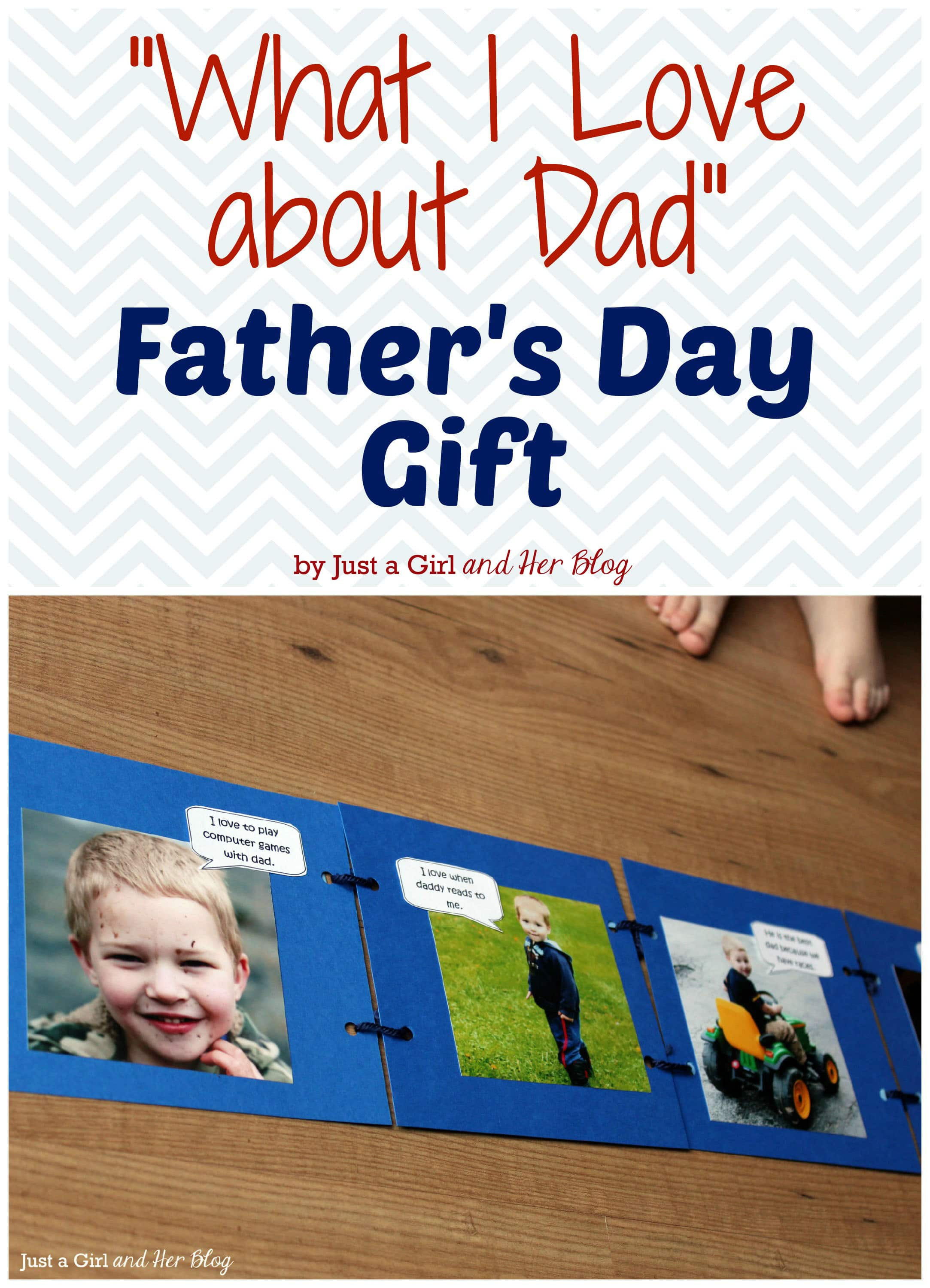 """Father'S Day Golf Gift Ideas  """"What I Love about Dad"""" Father s Day Gift"""