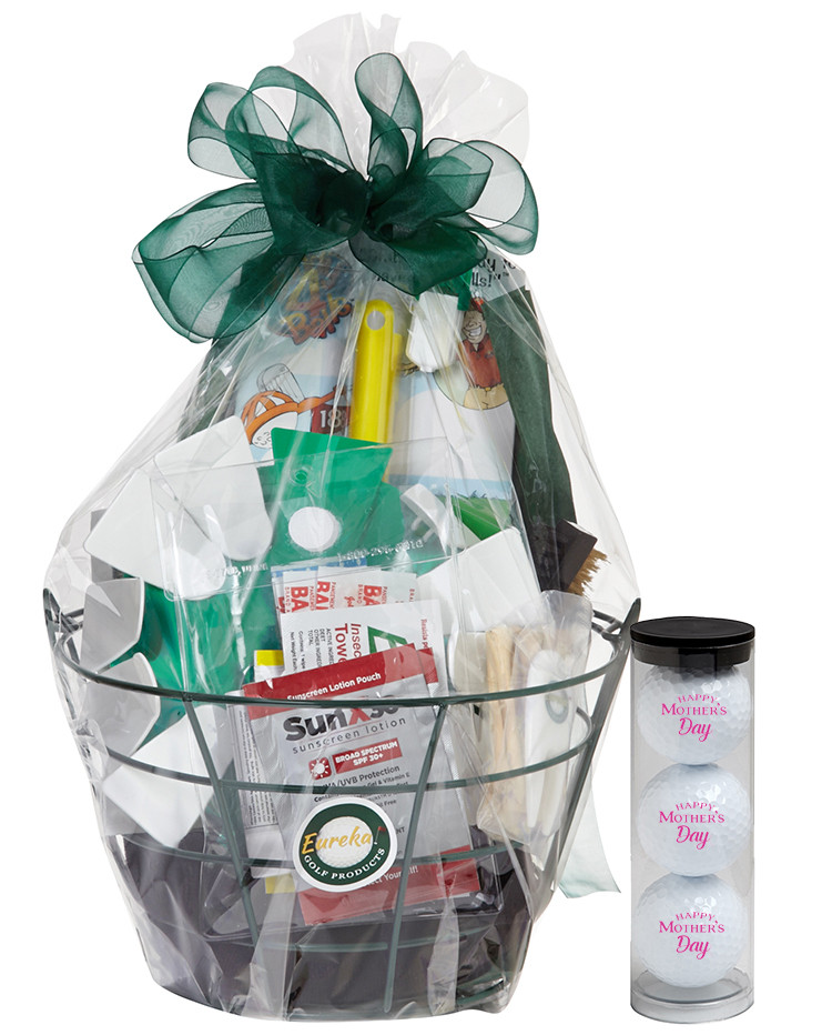 Father'S Day Golf Gift Ideas  Mother s Day Golf Gift Basket