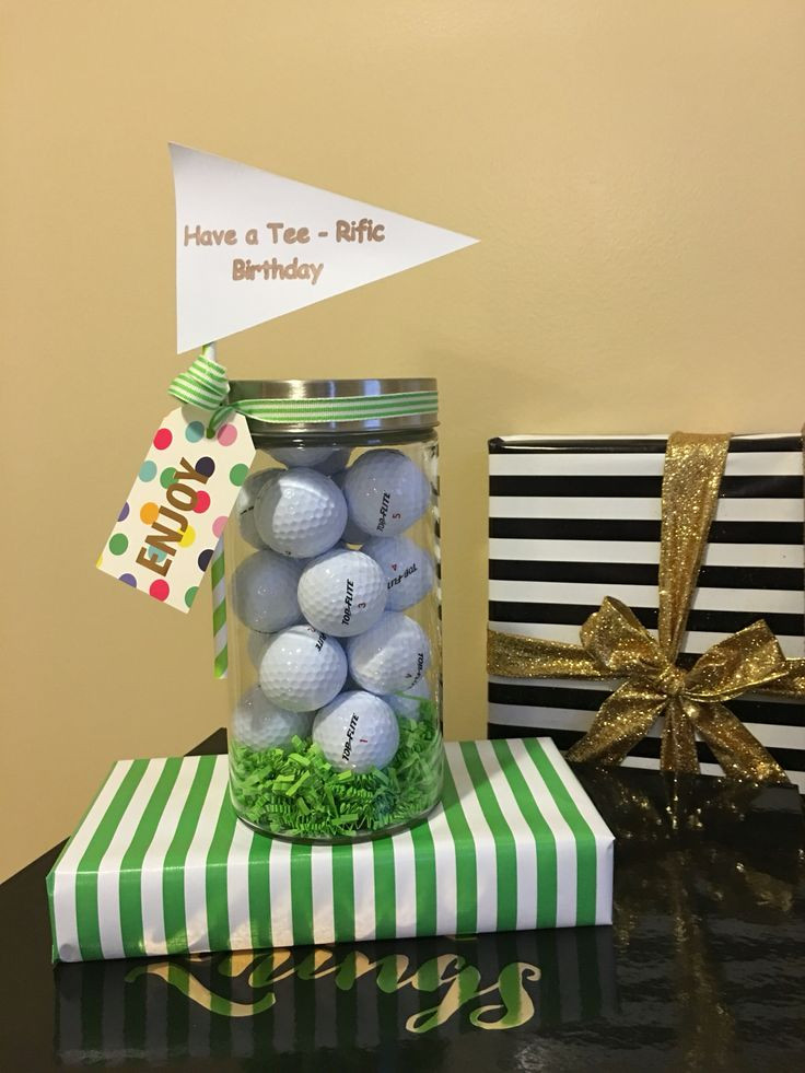Father'S Day Golf Gift Ideas  Birthday t for a Golfer Cricut Pinterest