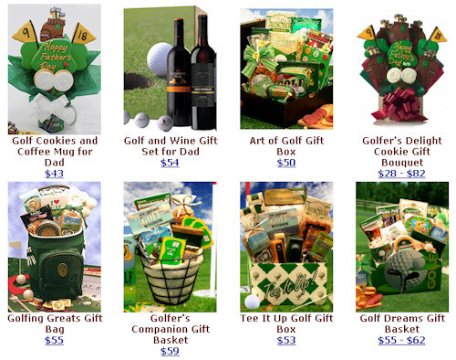 Father'S Day Golf Gift Ideas  Great Golf Gifts for Father's Day – AA Gifts & Baskets