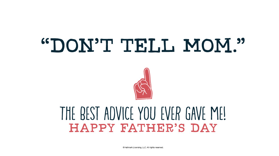 Fathers Day Funny Quotes  a little love & laughter