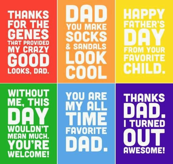 Fathers Day Funny Quotes  DAD BIRTHDAY QUOTES FROM DAUGHTER FUNNY image quotes at