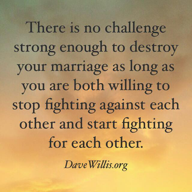 Fighting For Your Marriage Quotes  4 things to do when your parents hate your spouse