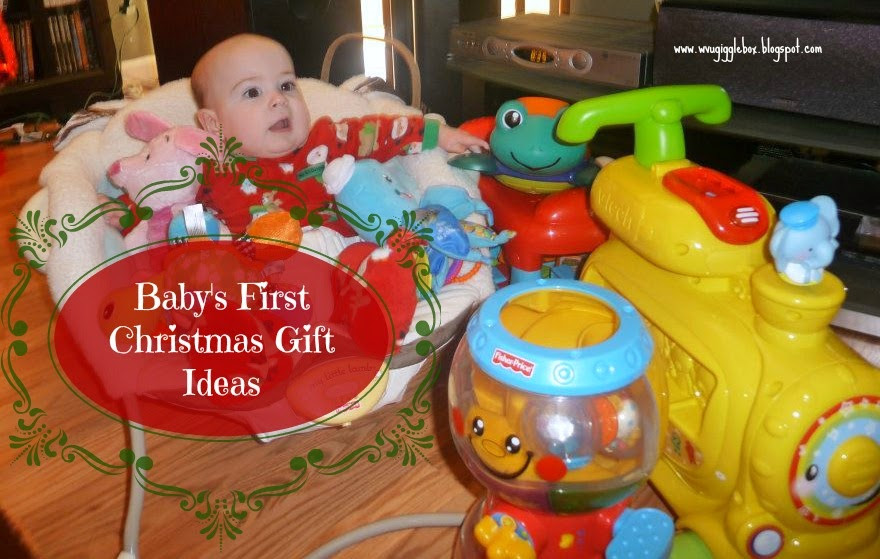 First Baby Gift Ideas  Baby s First Christmas Gift Ideas