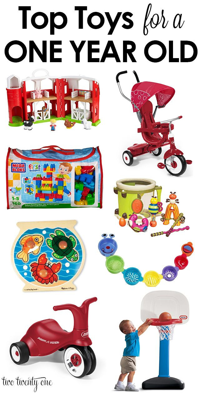 First Baby Gift Ideas  Best Toys for a 1 Year Old