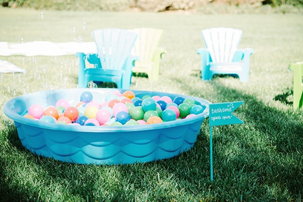 First Birthday Pool Party Ideas  17 First Birthday Party Ideas for Moms a Bud