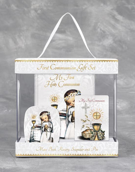 First Communion Gift Ideas For Girls  Hummel First munion Gift Set For Girls First
