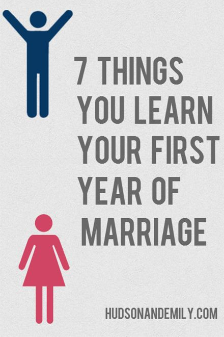 First Year Of Marriage Quotes  7 Things You Learn Your First Year of Marriage