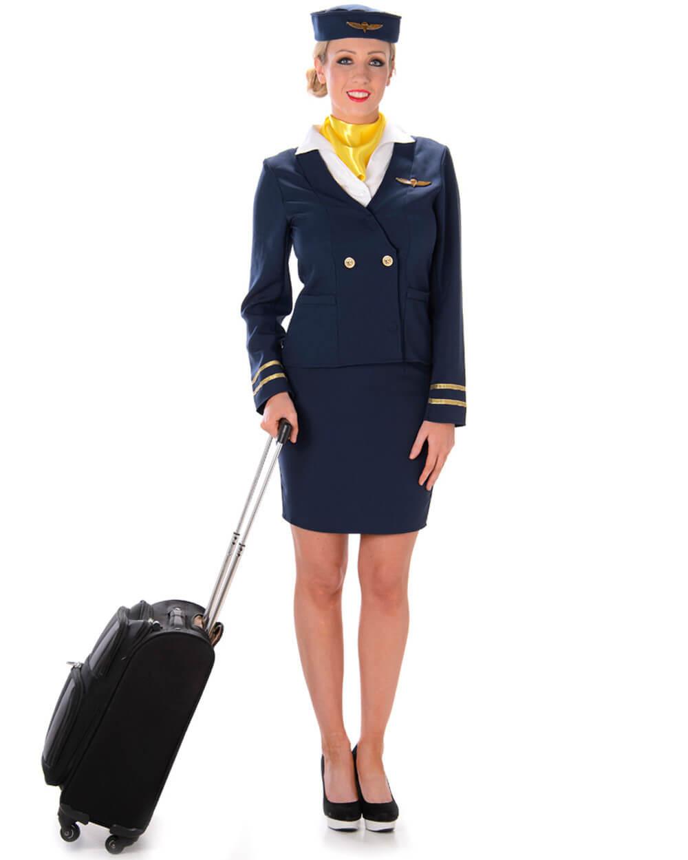 Flight Attendant Costumes DIY  Inexpensive DIY Halloween Costume Ideas