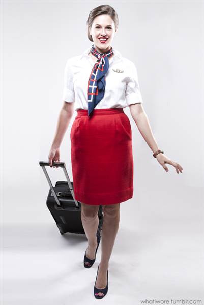 Flight Attendant Costumes DIY  35 DIY Halloween costume ideas you can make now TODAY