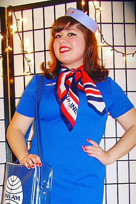 Flight Attendant Costumes DIY  35 Easy Last Minute Halloween Costume Ideas DIY
