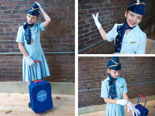 Flight Attendant Costumes DIY  My Style DIY Halloween Costume EverythingMom