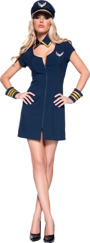 Flight Attendant Costumes DIY  y Flight Attendant Costumes