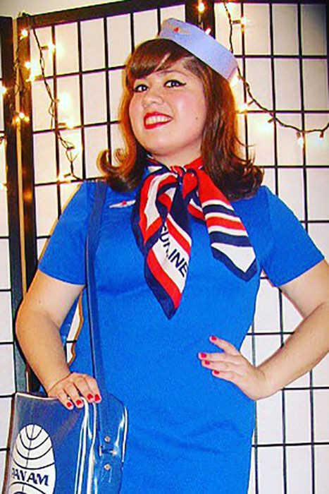 Flight Attendant Costumes DIY  Best 25 Stewardess costume ideas on Pinterest