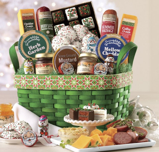 Food Gift Baskets Ideas  Holiday Gift Basket Ideas to Create Memories