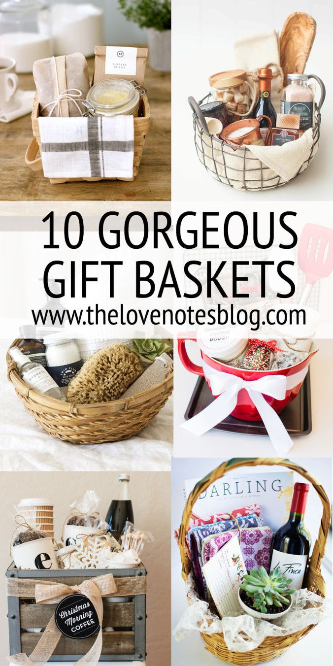 Food Gift Baskets Ideas  10 diy gorgeous t basket ideas for any occasion