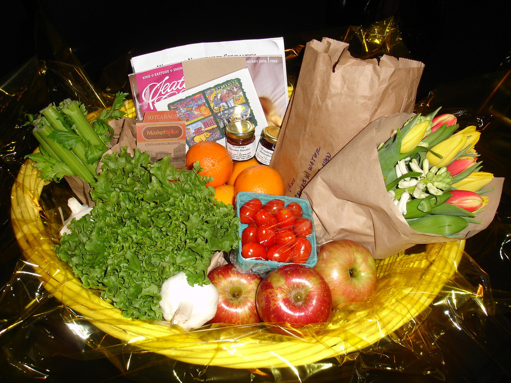 Food Gift Baskets Ideas  Food Gift Baskets That Are Easy To Make