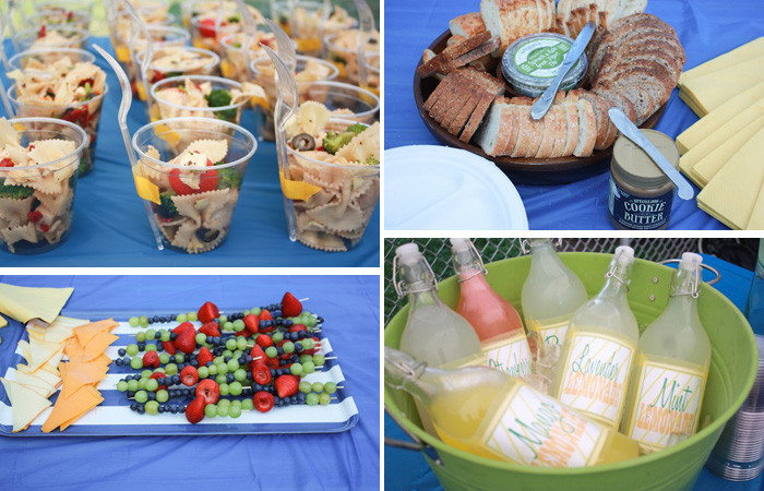 Food Ideas For Pool Party  Pool Party Food Live Free Creative Co